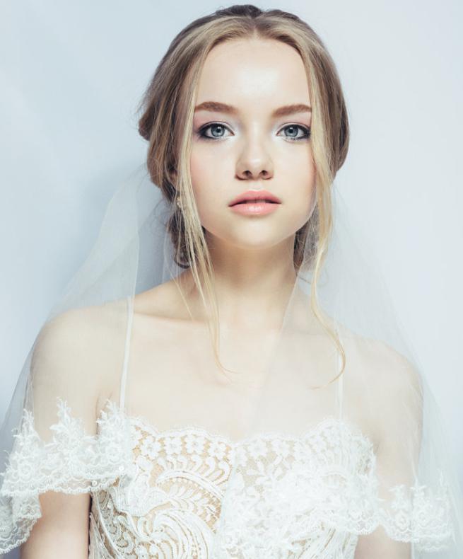 machiaj de nunta simplu