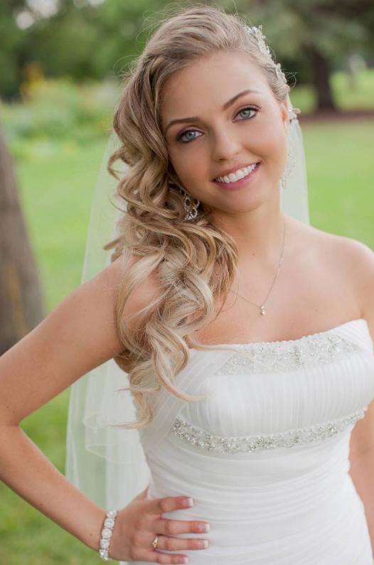 machiaj nunta de zi