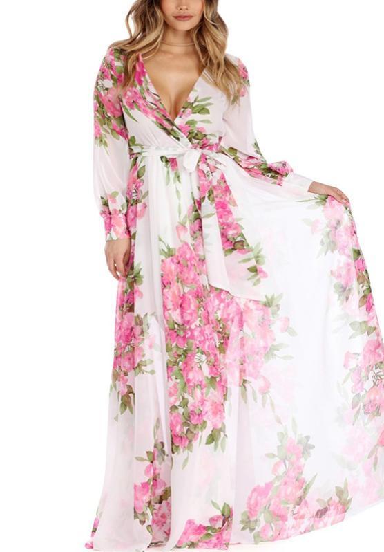 rochie de vara lunga