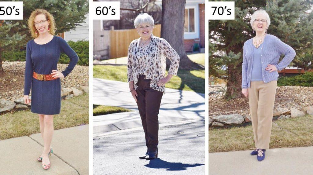 tinute casual femei 50 ani