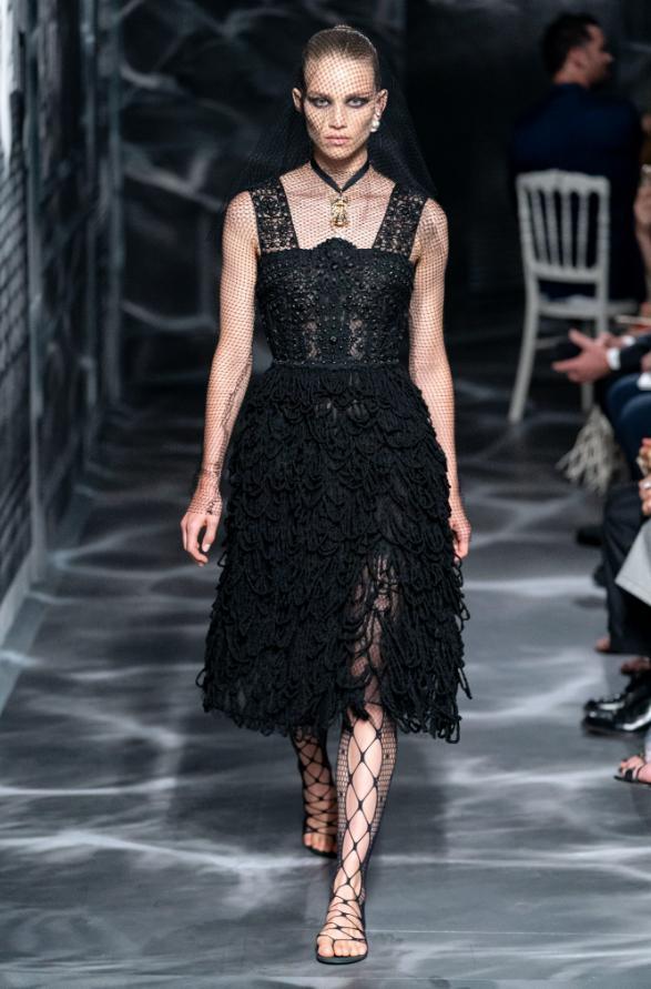 Dior haute couture toamna-iarna 2019-2020 2