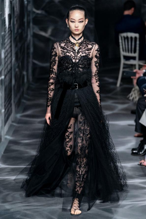 Dior haute couture toamna-iarna 2019-2020 4