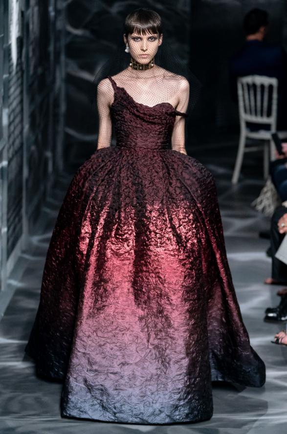 Dior haute couture toamna-iarna 2019-2020 7